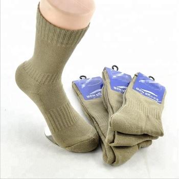 a67c417ab79 Wholesale Custom Army Green Athletic Socks
