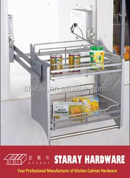 HPJ701C Hanging Kitchen Basket Kitchen Furniture
