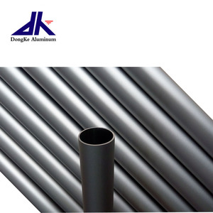 6063 T5 Anodized Aluminum Pipe/6061 T6 Anodized Aluminum Pipe/Thin Wall Aluminum Pipe