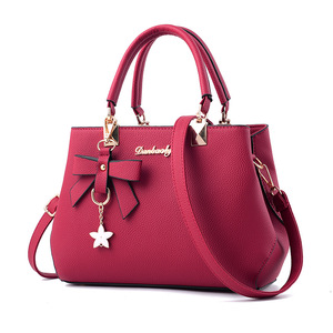 NEW Wholesale Fashion Trends Woman Messenger Bags pu leather lady handbag lady bag tote bag
