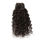 Kinky Curl [ Indian Hair India Remy ] Wholesale Indian Hair In India 100 Natural Raw Indian Virgin Remy Deep Curly Wave Human Hair Extension Weft