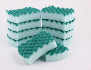 PU COATED SCRUBBING WAVE SPONGE