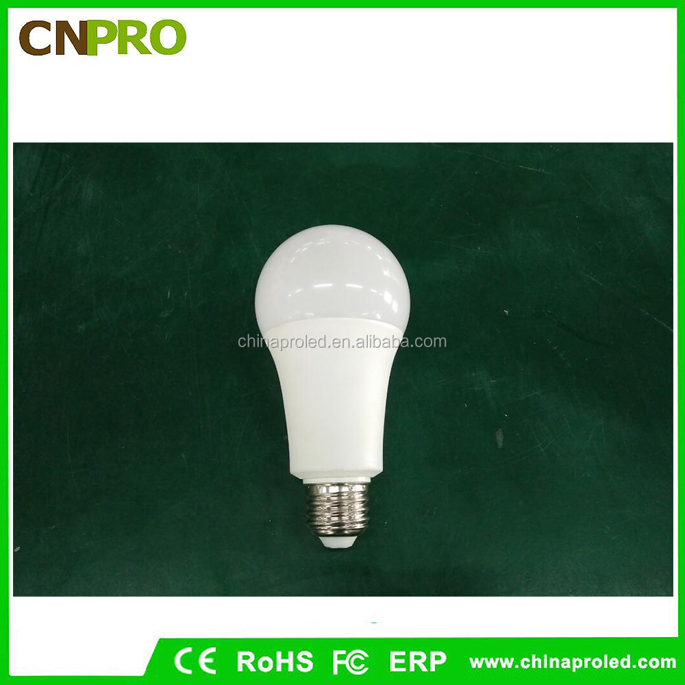 New design rechargeable led bulb with battery as flashlight bulb emergency