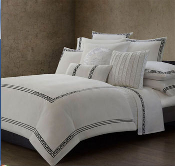 100 Cotton Italian Style Hotel Bedding Set Bed Linen Sets