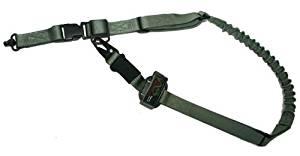 Samson Quad Sling, QD, Black Savvy Sniper-Quad Sling- BLK-