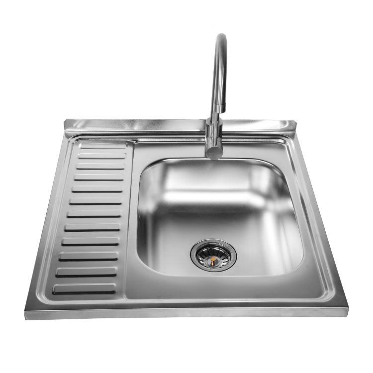 Kitchen Sink 304 Stainless Steel Wholesale