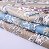 Jacquard Upholstery Polyester Fabric Textile