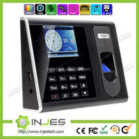 Attendance RFID Card Fingerprint Reader High Performance Time Clock Software