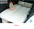 12V Pump Inflatable Mattress Car Back Seat Cover Air Mattress Travel Bed Portable Holiday Inflatable Camping