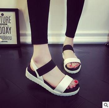 c69a4e331 Alibaba express shoes wholesale casual best selling women ladies summer  sandals