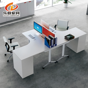 New office 2 person workstation office workstations modular with 2 seater