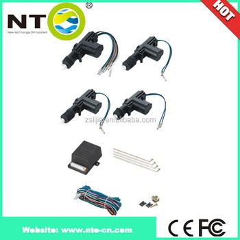 Universal Car Central Locking /power Actuator Low,Universal Car ...