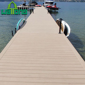 New arrival outdoor trailer decks cheap used composite decking floor tiles in china