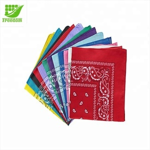 Promotional Cheap Multifunctional Custom Wholesale Bandana