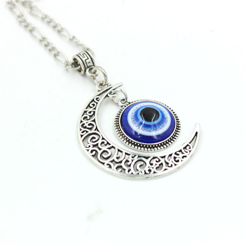 Blue evil eye necklace blue evil eye necklace suppliers and blue evil eye necklace blue evil eye necklace suppliers and manufacturers at alibaba mozeypictures Images