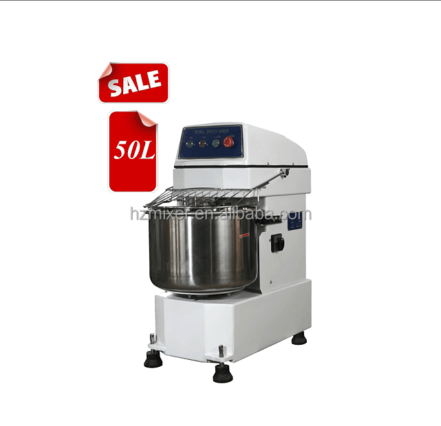 HS50 electric dough mixer stand mixer food mixer in China