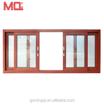 Contemporary Design aluminum sliding window price philippines