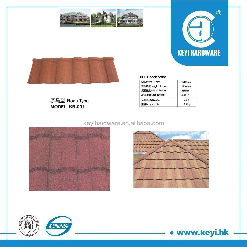 Roma Roofing Amp Synthetic Terracotta Plastic Pvc Spanish
