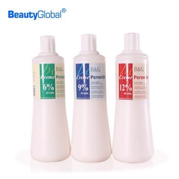 Karatin Permanent Professional Hair Color Cream Developer Hair