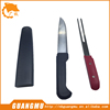 popular new bbq cutlery knife and fork 2pcs bbq tool set made in China