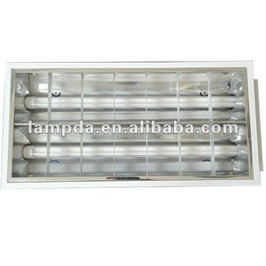Grid Light Fitting / Grille Lamp / Fluorescent Light Fixture T8