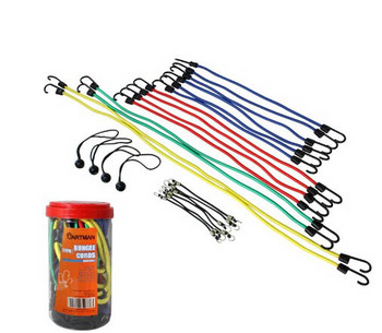 Best seller Premium Quality Bungee Cord Assortment