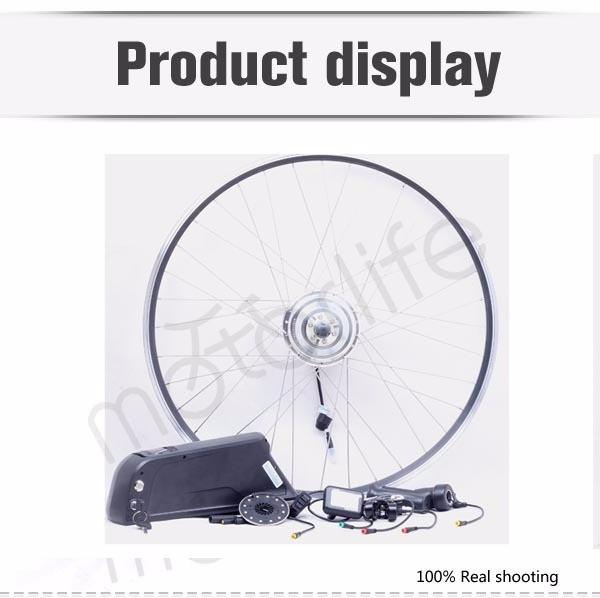 2016 Best Selling En15194 Electric Bicycle Conversion Kit