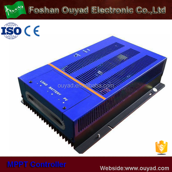 Mppt Solar Charge Controller,High Quality Solar Charge Controller12v 20a  30a 40a - Buy High Quality Solar Charge Controllers,High Quality Solar  Charge