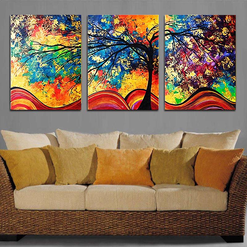 Pinturas de paredes de moda good salones decorados en tonos neutros with pinturas de paredes de - Pinturas de moda ...