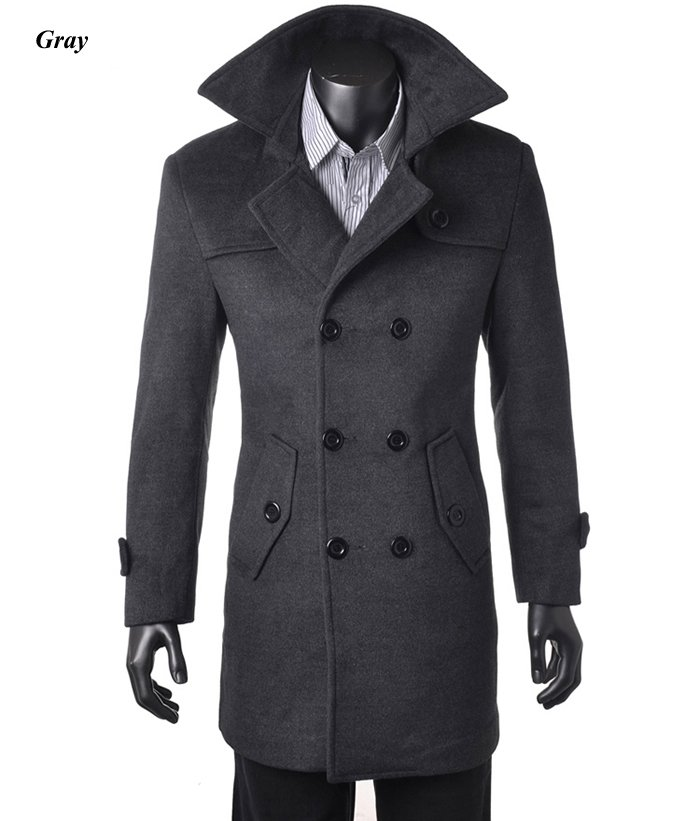 Trench Coat Men, Trench Coat Men Suppliers and Manufacturers at ...