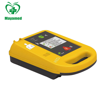 Cheap price MY-C025 Maya Medical First aid Automated External Defibrillator Portable Automatic AED Defibrillator Monitor