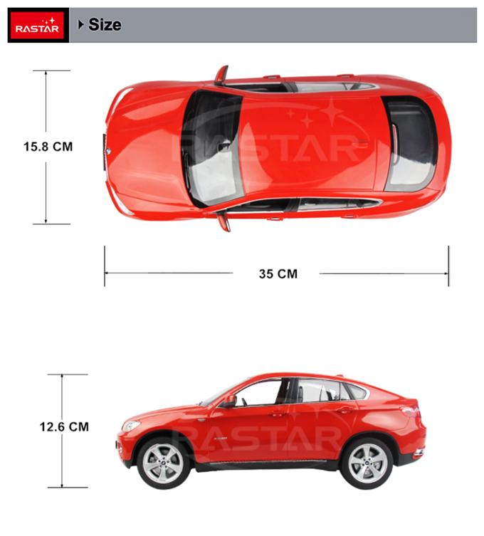 Enfants Bmw Rastar 14 Enfants Voitures Rc voiture Pour Miniatures De Voiture mini X6 Buy Jouet 1 Autorisés Mini gvmyY76Ibf