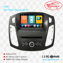8 Inch android 6.0 touch screen GPS navigation <span class=keywords><strong>auto</strong></span> audio radio 2 din <span class=keywords><strong>externe</strong></span> mikrofon <span class=keywords><strong>auto</strong></span> gps dvd player für FORD FOKUS