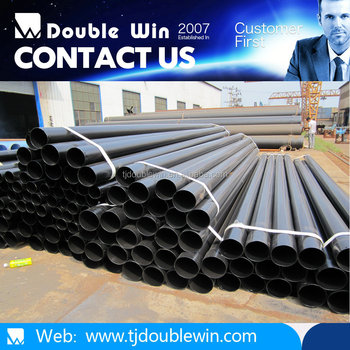Alibaba China Gold Suppliers Black Steel Pipe,4tube China