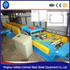 Steel Roof Truss Making Machinery Metal Roll Forming C Z Purlin Machines