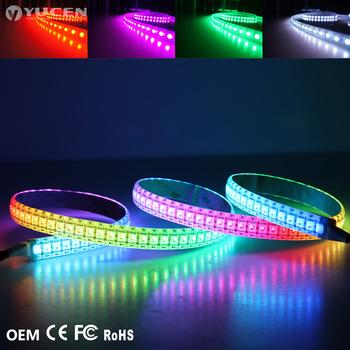 High Quality 12v Transparent Smd 5050 5mm Pcb Ip65 Waterproof Rgb Led Light Strips Buy 5050 Smd Rgb Led Strip Light Rgb Led Strip Light Waterproof