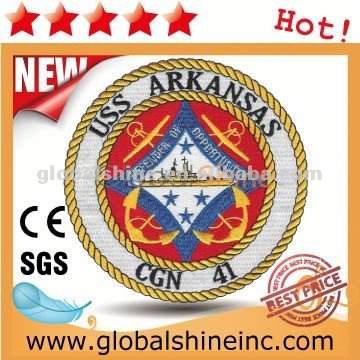 flat embroidery patch products
