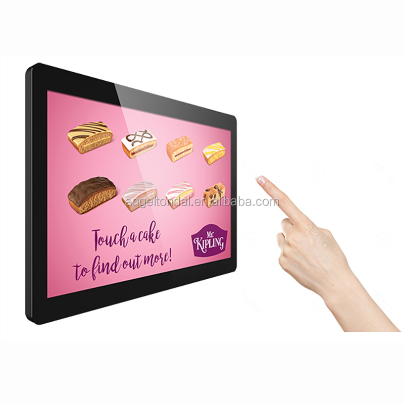 10 12 inch in wall android tablets