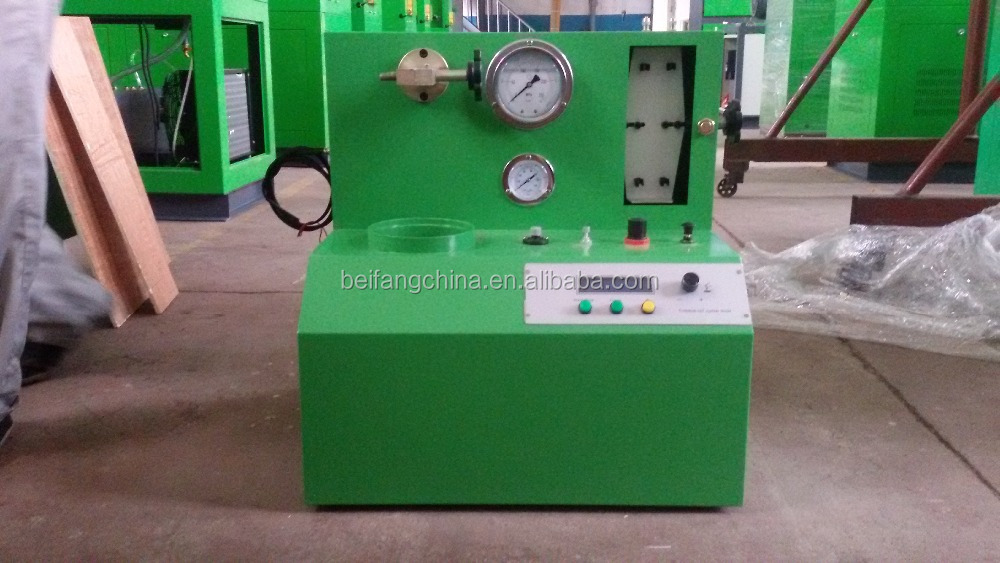 Original price common rail injector tester PQ1000 with ultrasonic cleaning