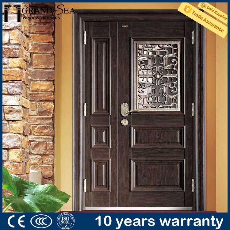 china hizo entrada principal bisagra oculta para puertas de acero jardn