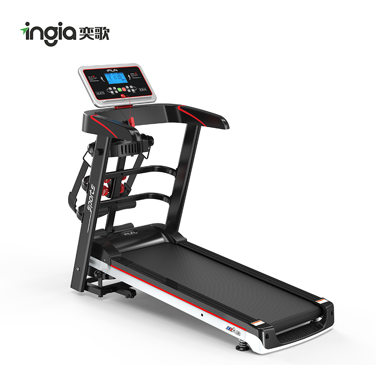 Home Used Folding Electric Motorized Treadmill with 0.6HP AC Motor