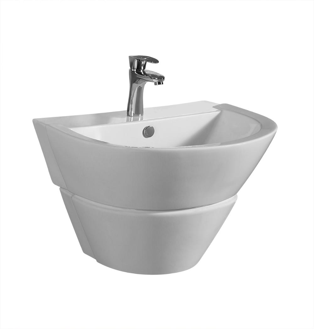 Cheap wall mounted marble pedicure wash basin with price in pakistan