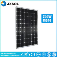 Best wholesale price pv solar module 250w mono good quality solar panel system