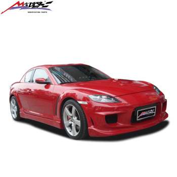 Madly Gaf 2003-2007 Mazda Rx8 Body Kit For Mazda Rx8 - Buy Rx8 Body  Kit,Mazda Rx8 Body Kit,Body Kit For Mazda Rx8 Product on Alibaba com
