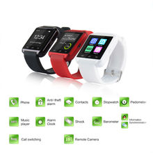 Android Operation System and Color Display Color u8 smart watch