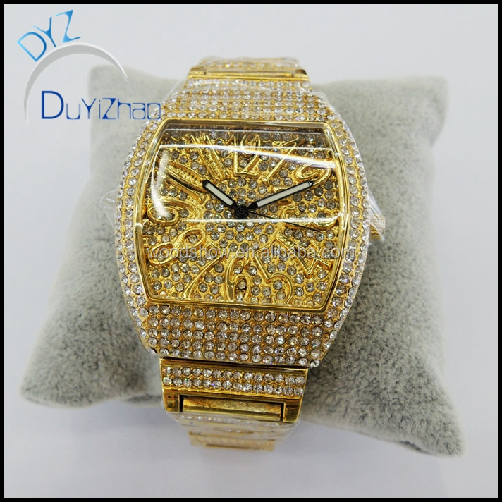 Cheap mans cool watch diamond watch фото