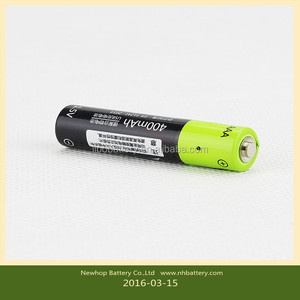Supply New 1.5V AAA 400AWH NI-MH USB Rechargeable lithium battery+1USB cable flash toy mouse battery