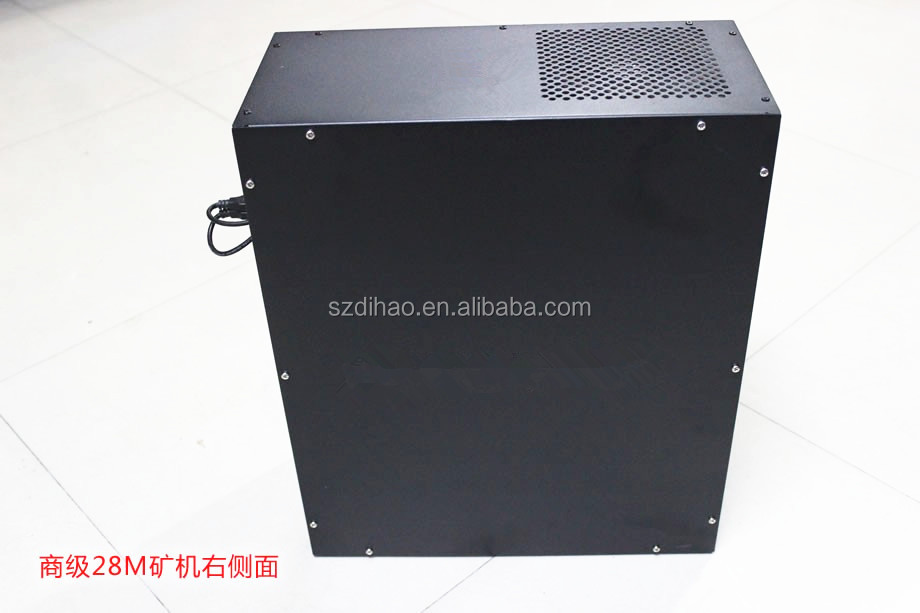 DIHAO BTC/LTC Litetcoin&dogecoin ASIC mining machine(rig, Miner). 32MHS. 700W. fast, stable Litecoin mining machine.