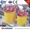 XKJ low price mining equiment double impeller leaching and agitation tank for gold mine