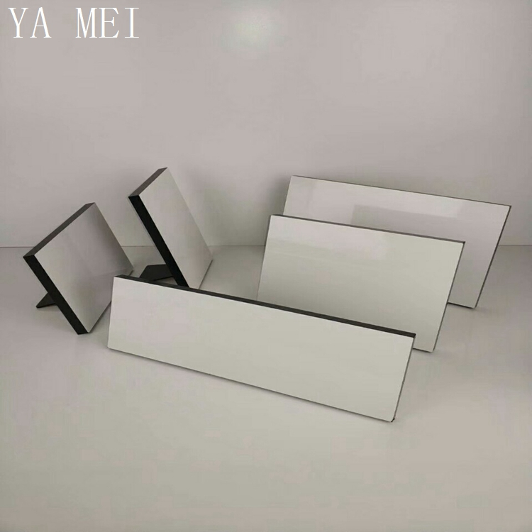 Home Decoration Accessories Sublimation mdf wall photo frame